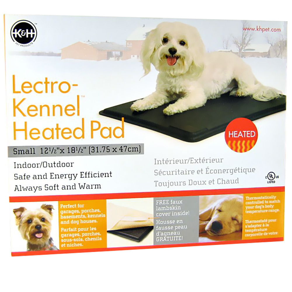 K&H Lectro Kennel Heated Pad (12