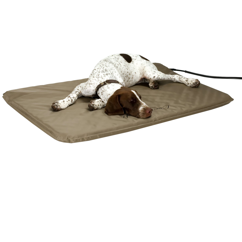 "K&H Lectro Soft Heated Pet Bed (25"" x 36"")"