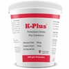 K-Plus Potassium Citrate Plus Cranberry (300g Granules)
