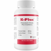 K-Plus™ Potassium Citrate Plus Cranberry