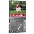K9 ADVANTIX II 6 MONTH GREEN Small Dog (for dogs up to 10 lbs)