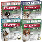 k9 advantix ii; advantix II; advantix for dogs; k9 advantix for dogs