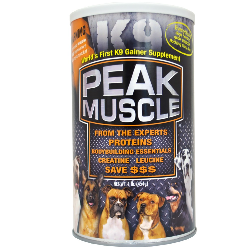 K9 Super Fuel & Peak Muscle