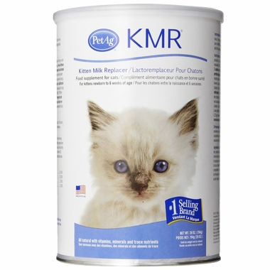 KMR Kitten Milk Replacer Powder (28 oz)