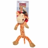 Kong Braidz Giraffe Dog Toy (Medium)