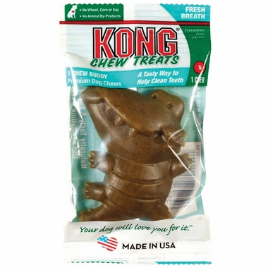 KONG Chew Buddies Small - Fresh Breath
