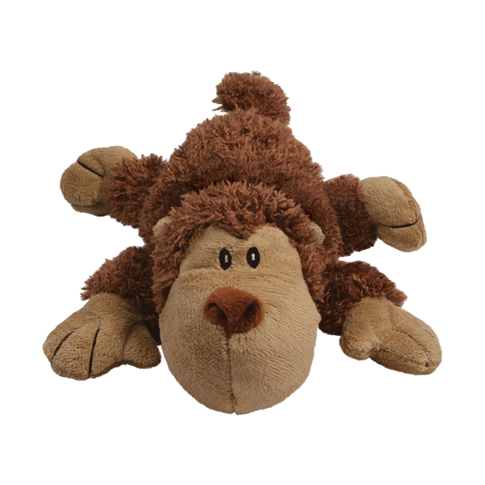 Monkey Dog Toy Squeak Monkey Dog Toy Medium