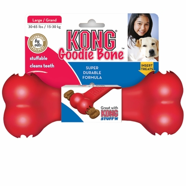KONG Goodie Bone Dog Toy - Large