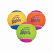 KONG Happy Birthday AirDog Squeaker Balls - Medium