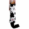 "Kong Kickeroo Cow Pattern Wrestling Catnip Toy (11"")"