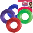 KONG Large Squeezz Ring Dog Toy (Assorted)