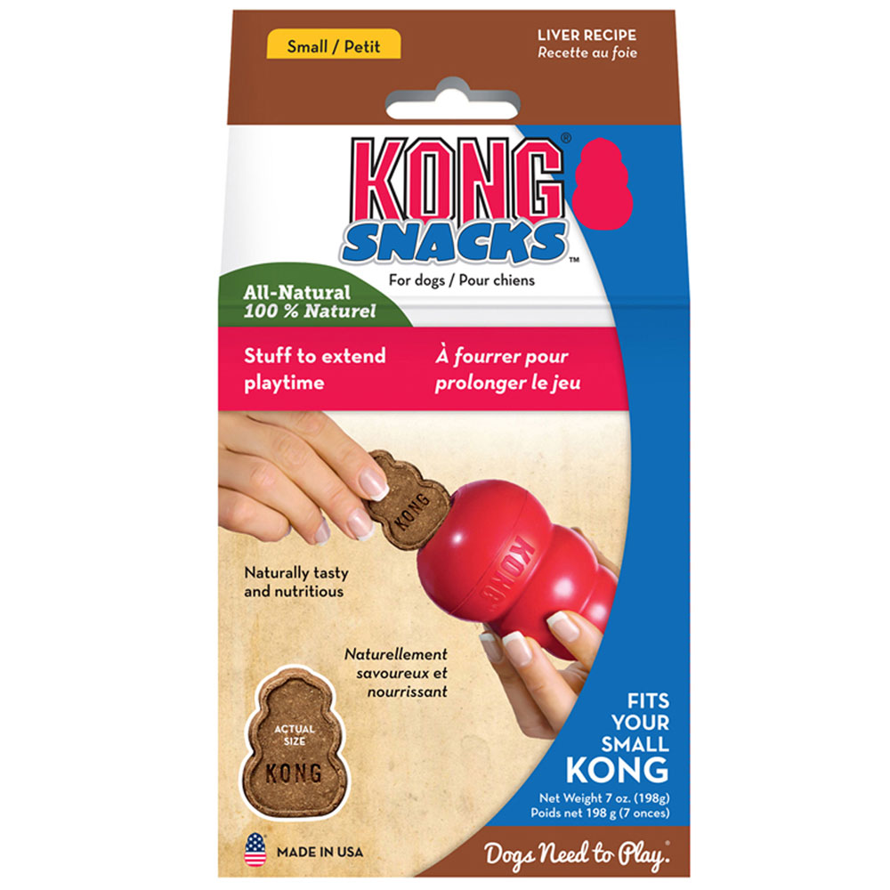 KONG Liver Snacks - Small (7 oz)