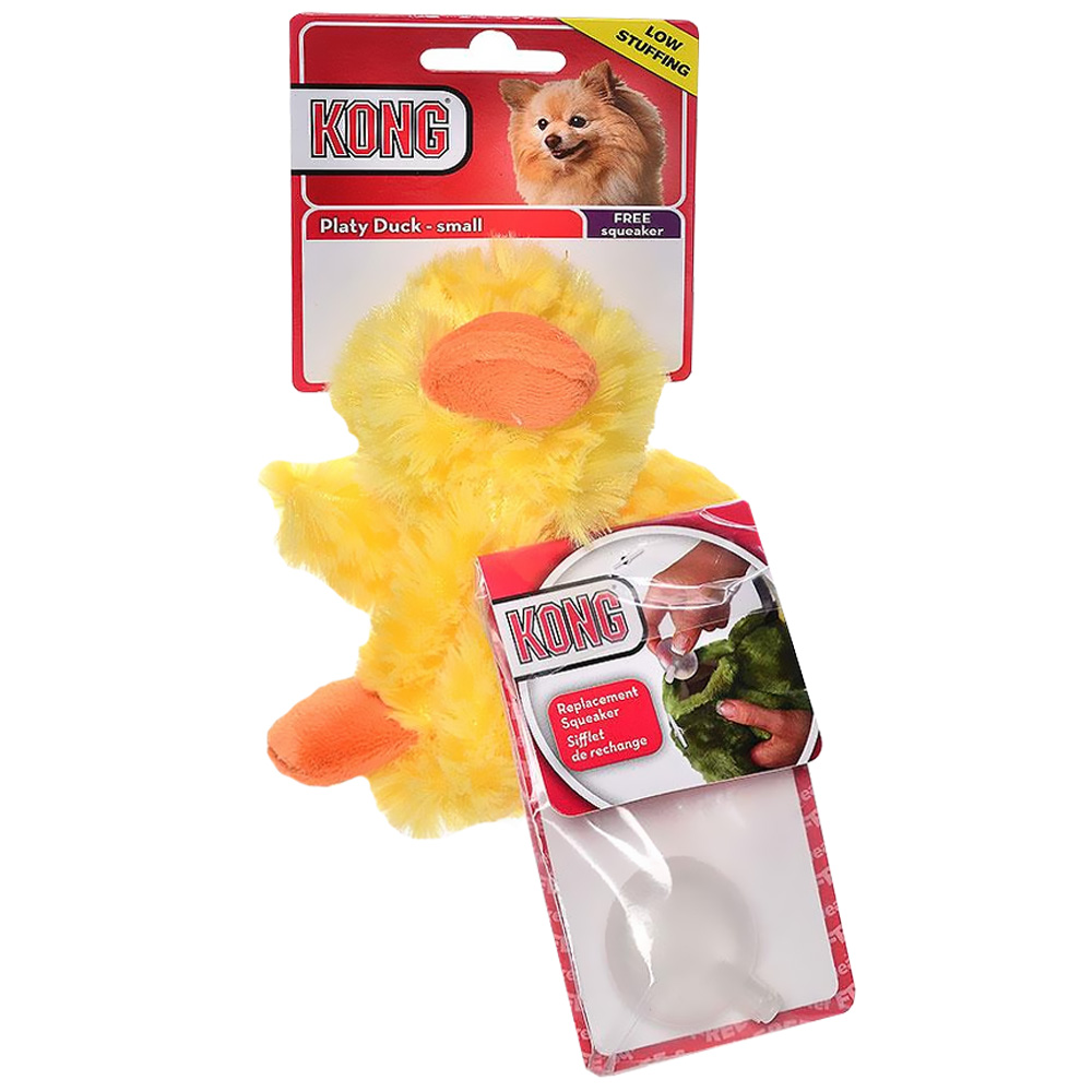 Kong Material Dog Platy Duck - Small