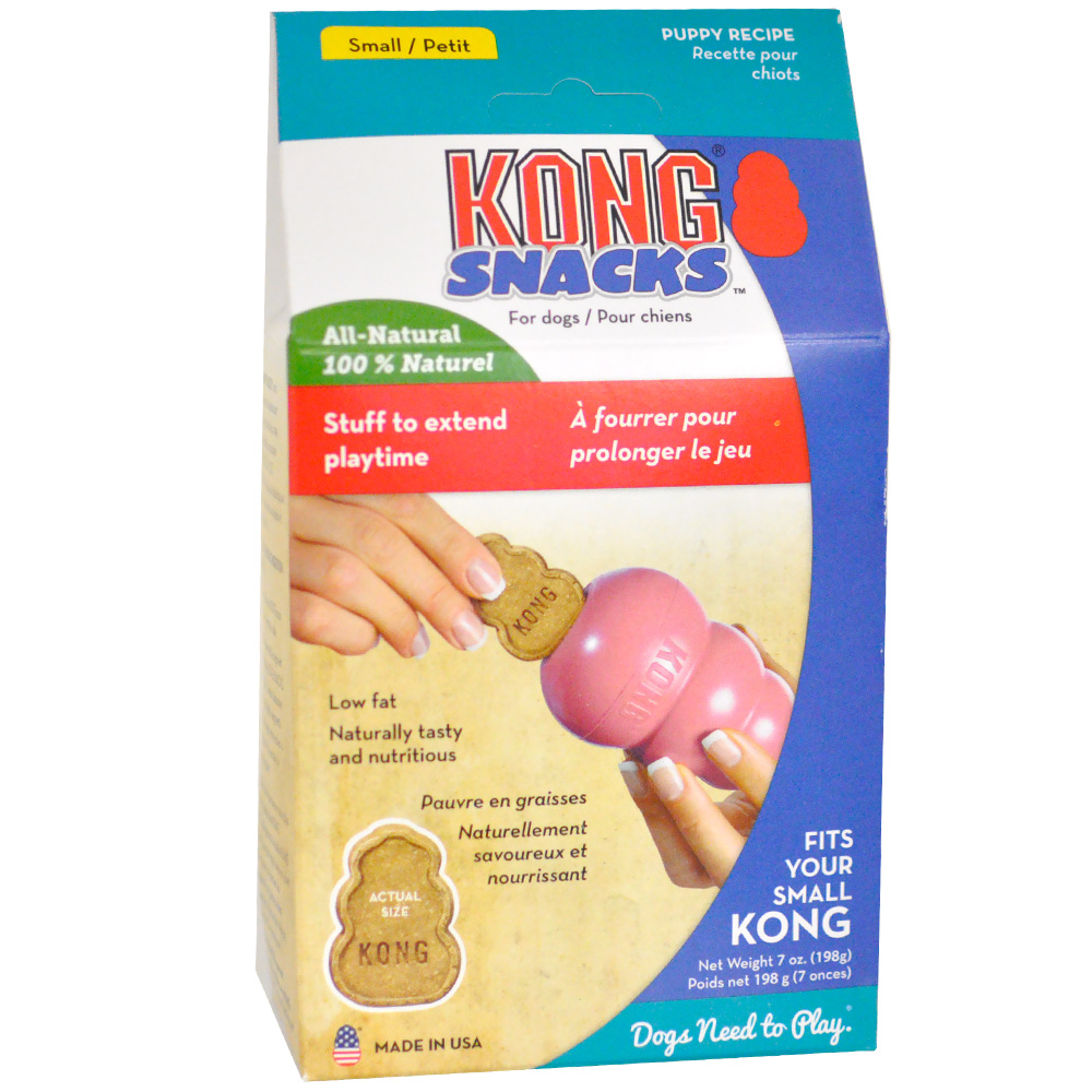 KONG Puppy Snacks - Small