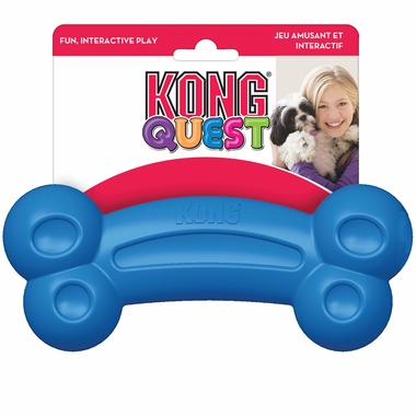 KONG Quest Bone - Large (Assorted)