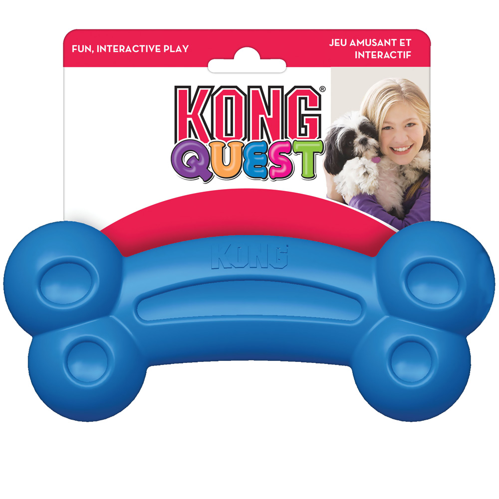 Kong Quest Dog Toy Review