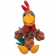 KONG® Pudge BraidZ Rooster Dog Toy - Medium/Large