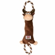 KONG Tugger Knots Moose Dog Toy - Medium/Large