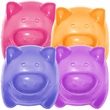 KONG Squeezz JELS Pig - Large (Assorted)
