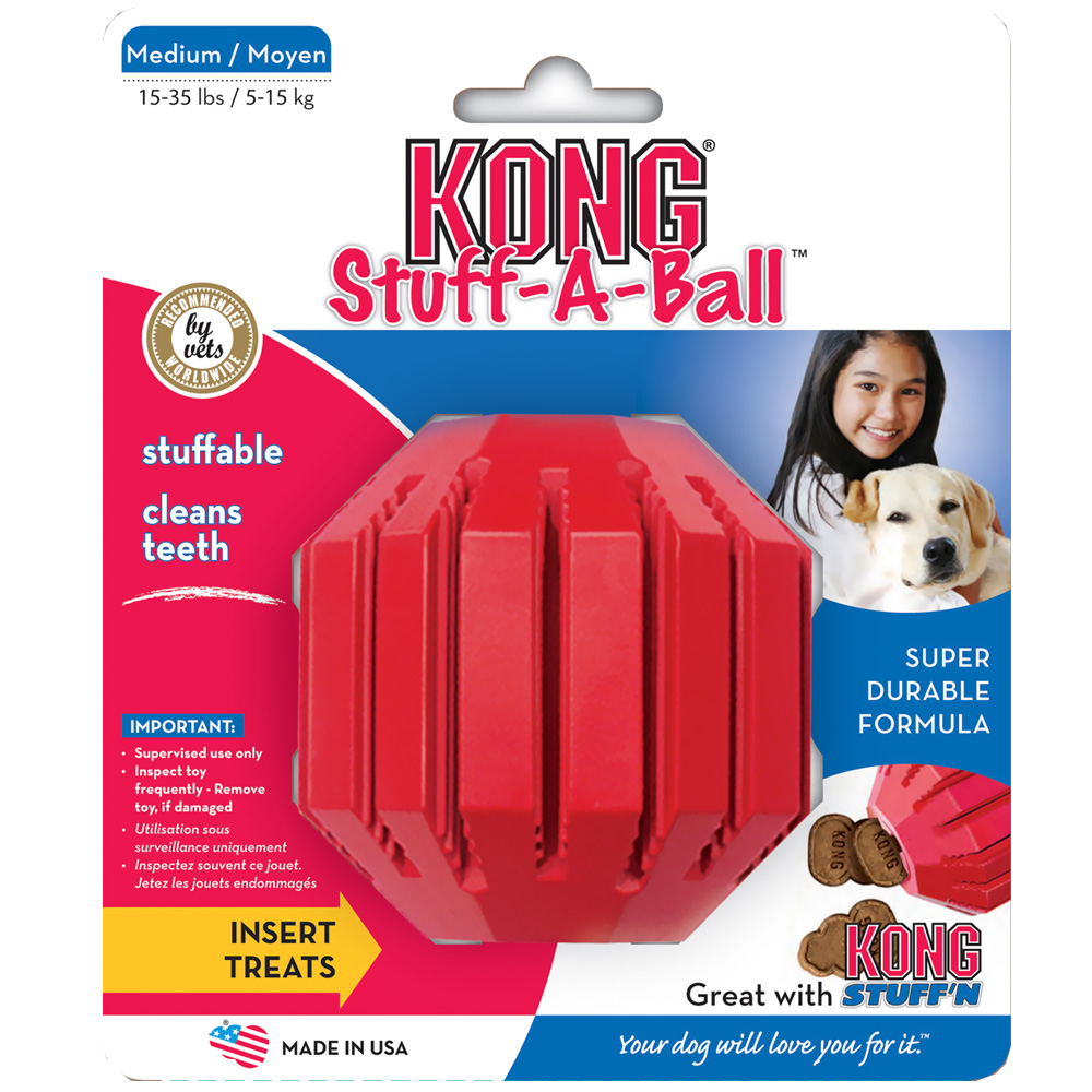 KONG Stuff-A-Ball - Medium