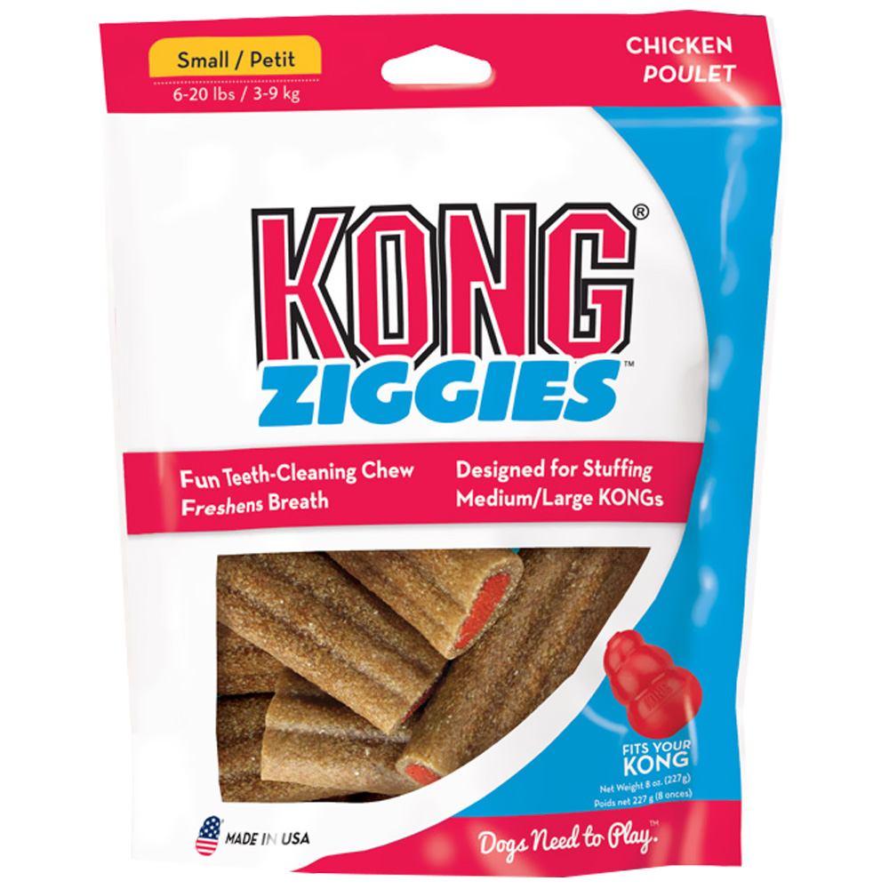Kong Stuff'N Ziggies - Small