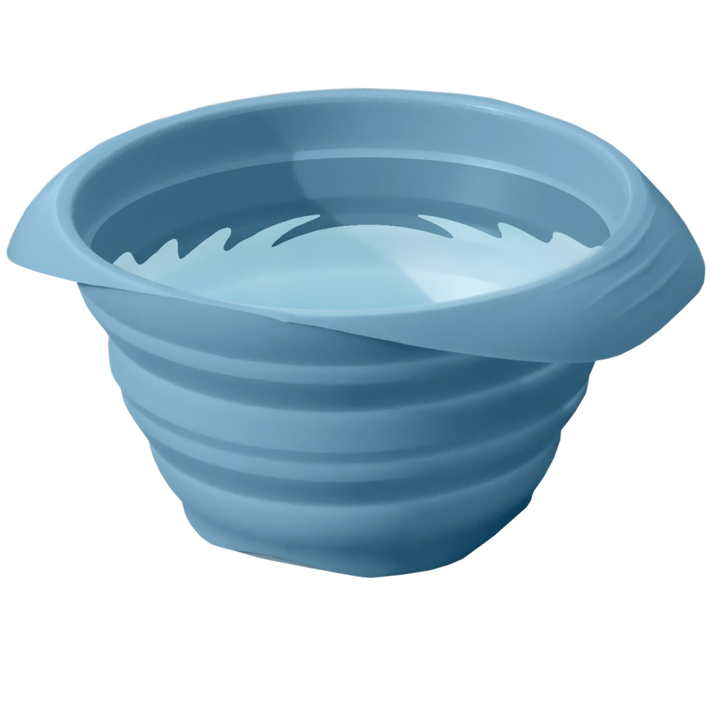 Kurgo Collaps-a-Bowl - Blue