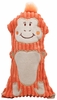Kyjen Bottle Buddies Squeaker - Monkey