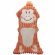 Outward Hound Bottle Buddies Squeaker - Monkey