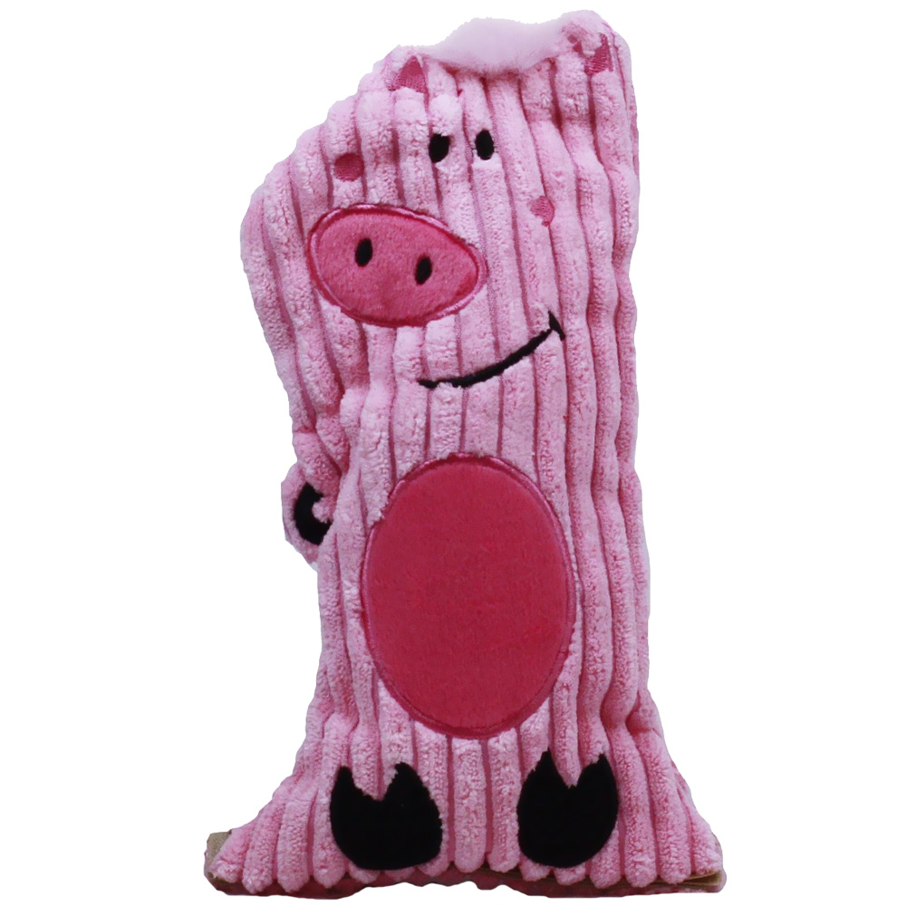 Kyjen Bottle Buddies Squeaker - Pig