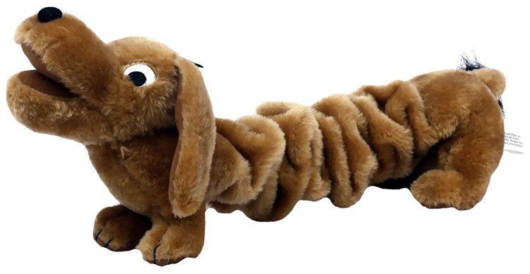 Kyjen Bungees - Wilbur the Wiener Dog