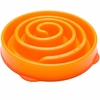 Kyjen Dog Games Slo-Bowl Slow Feeder Coral - Orange