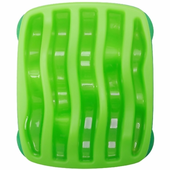 Kyjen Dog Games Slo-Bowl Slow Feeder Hills - Green