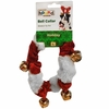 Outward Hound® Holiday Bell Collar Red/White - Large