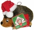 Kyjen Holiday Hedgehog with Santa Hat - Jr.