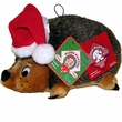 Kyjen Holiday Hedgehog with Santa Hat - Large