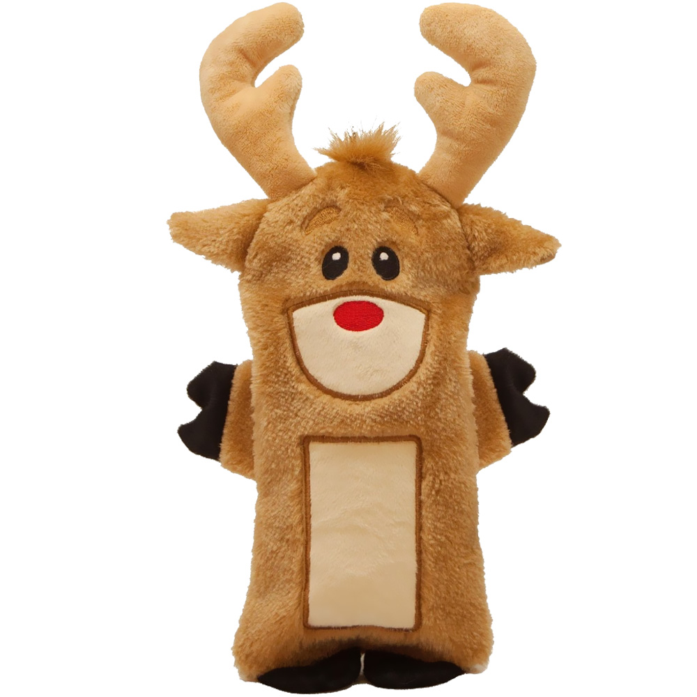 Kyjen Holiday Invincibles Mini - Reindeer