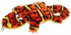 Kyjen Invincibles 2 Squeak Gecko - Orange