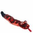 Kyjen Invincibles 3 Squeak Snake (Red/Black )