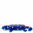 Kyjen Invincibles 4 Squeak Gecko - Blue
