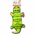 Outward Hound® Invincibles® 4 Squeak Gecko - Yellow/Green