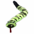 Kyjen Invincibles 6 Squeak Snake (Green/Black )