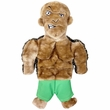 Kyjen Long Body Tuff Guy Squeaker Mat - Lars
