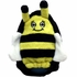 Kyjen Mini Hard Boiled Softies - Bee