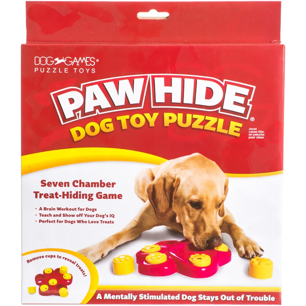 Outward Hound® Paw Hide Dog Toy Puzzle