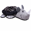 Kyjen Plush Puppies Lil' Rippers - Rhino