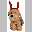 Kyjen Plush Puppies Singing Dog - Red
