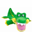Kyjen Plush Puppies Long Body Squeaker Mat - Gator BF