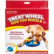 Outward Hound® Treat Wheel Dog Toy Puzzle