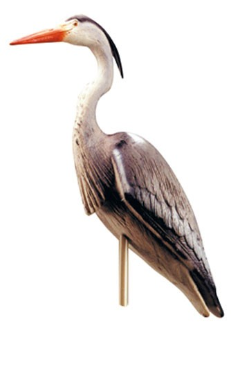 Laguna Blue Heron Decoy