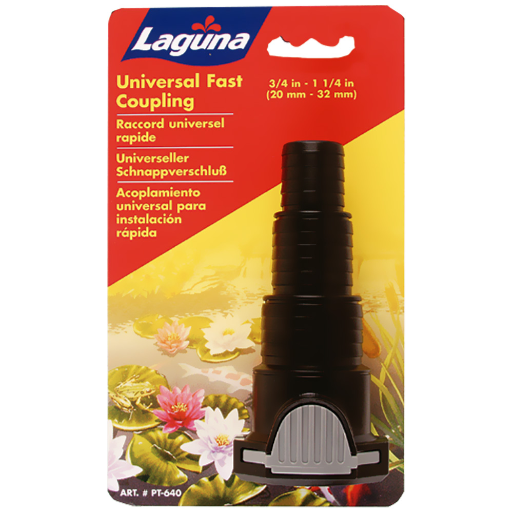 Laguna Universal ClickFit Coupling (3/4in-1.25in)